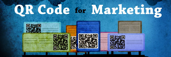 QR Code for Marketing : A Beginner's Guide to freelancers and small businesses